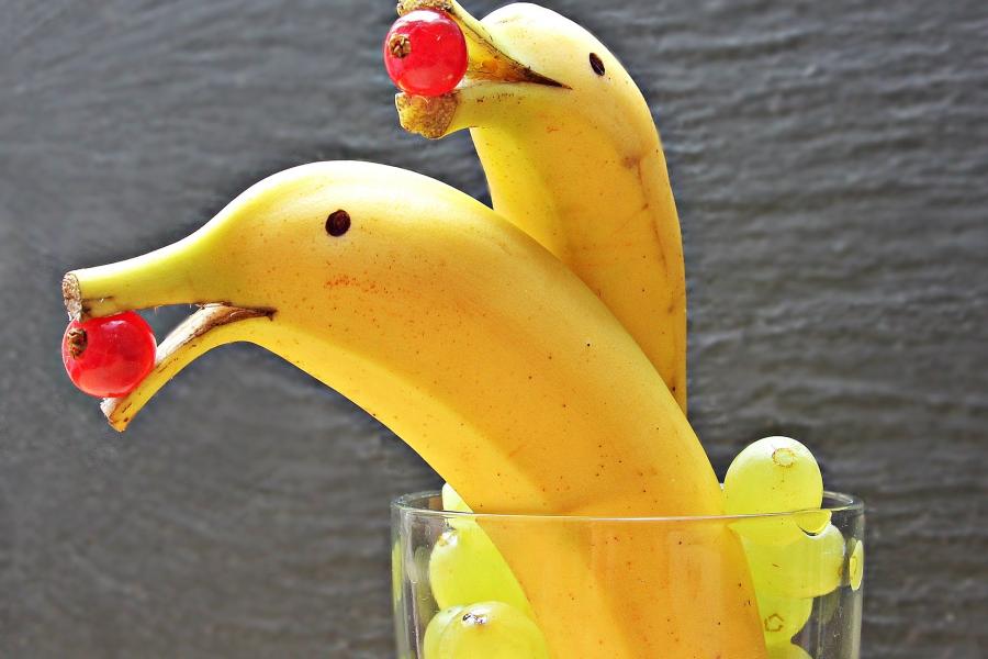 ¡10 increíbles propiedades del plátano!