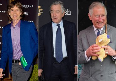 Estas celebridades, que ya son abuelos, demuestran que siguen estando vigentes en sus carreras y con mucha vitalidad para consentir y jugar con sus nietos.