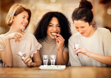 Tequila ayuda a bajar de peso