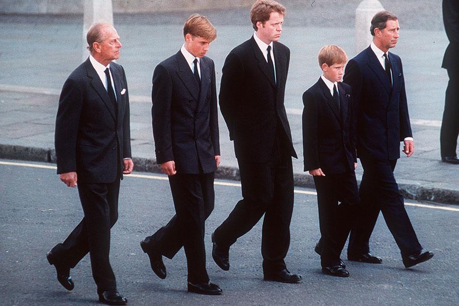 Funeral de la princesa Diana