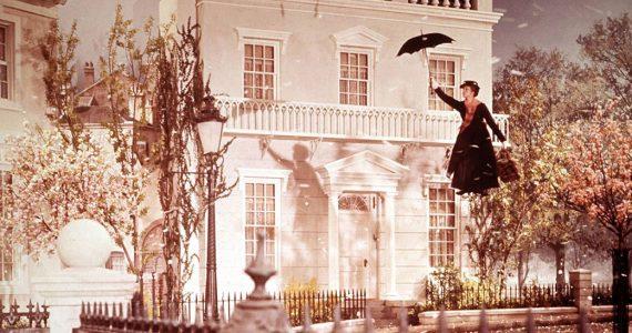 10 cosas que tal vez no sabías de Mary Poppins