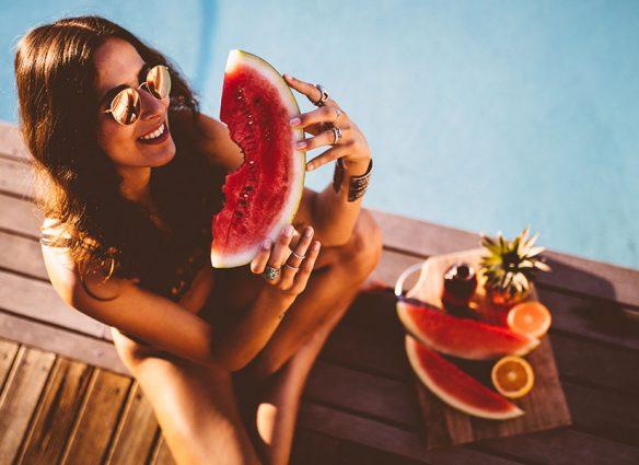 Sandía: Los beneficios de esta fruta de temporada