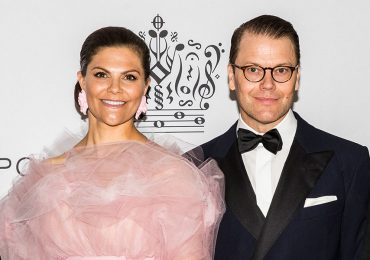 Princesa Victoria y Daniel Westling