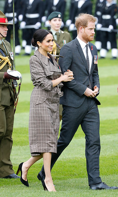 Harry y Meghan en Nueva Zelanda