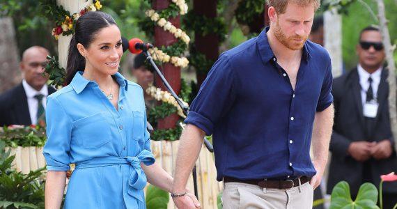 Los duques de Sussex denuncian la intrusión de drones en su jardín