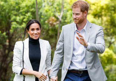 Meghan y Harry en Sídney