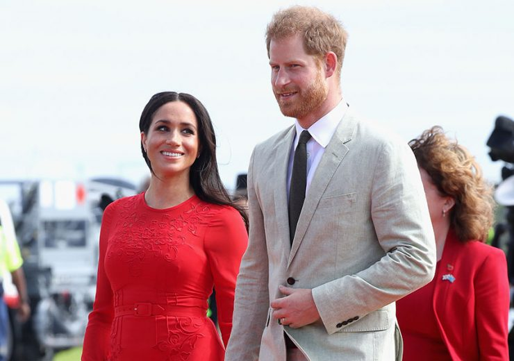 Meghan y Harry