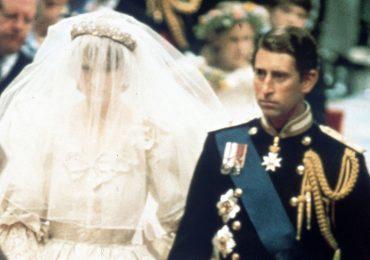 Boda de la princesa Diana y Carlos