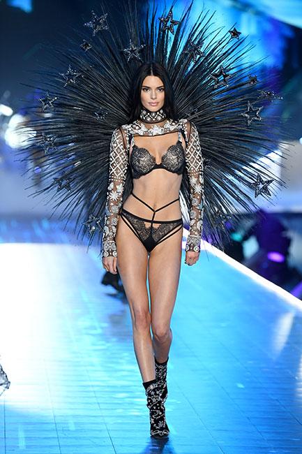 Kendall Jenner en de Victoria's Secret