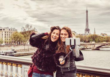 Amigas en París