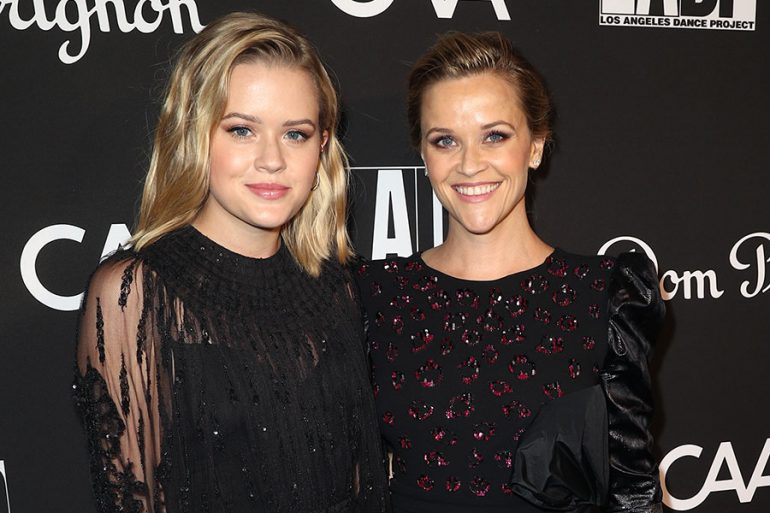 Ava y Reese Witherspoon