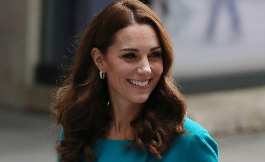 Kate Middleton en la BBC