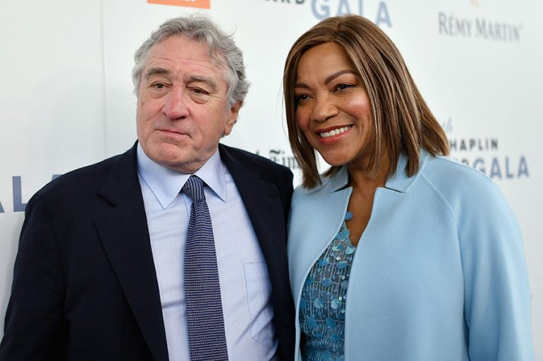 Robert de Niro y Grace Hightower