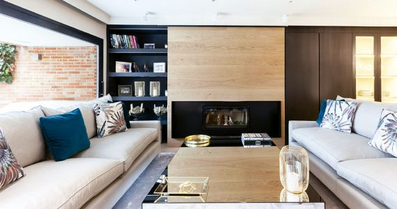 Un hogar cómodo y flexible