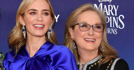Emily Blunt y Meryl Streep