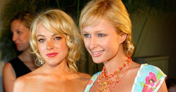 Lindsay Lohan y Paris Hilton
