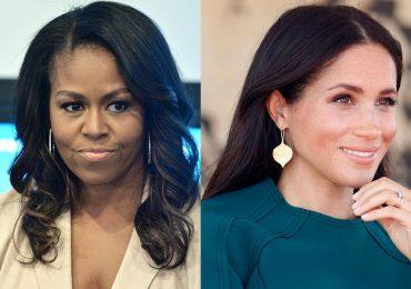 Michelle Obama y Meghan Markle