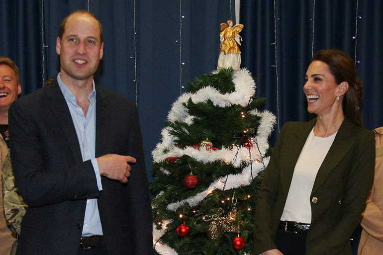 William y Kate en Chipre