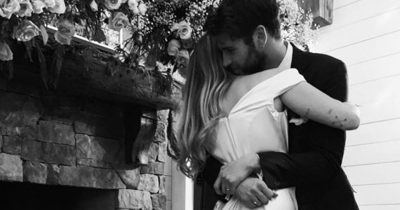 Boda de Miley Cyrus y Liam Hemsworth