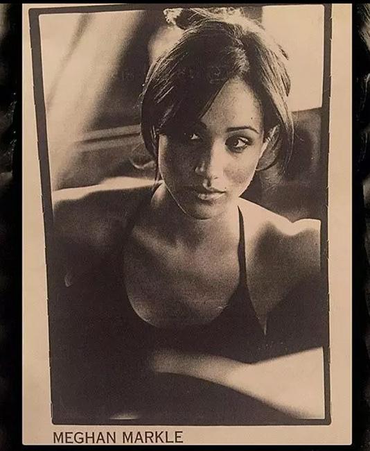 Meghan Markle como actriz