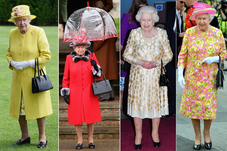 Reina Isabel mejor vestida