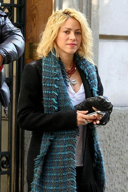 Shakira cambia de look