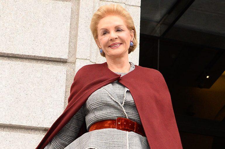 Carolina Herrera: El ícono de moda celebra 80 años