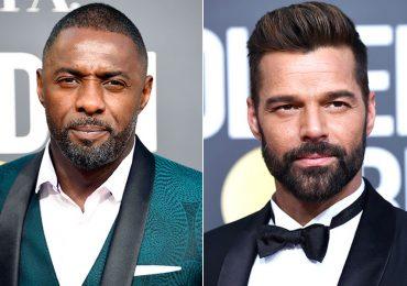 Los más guapos de los Golden Globes