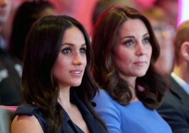El palacio de Kensington desmiente la mala relación entre Kate y Meghan