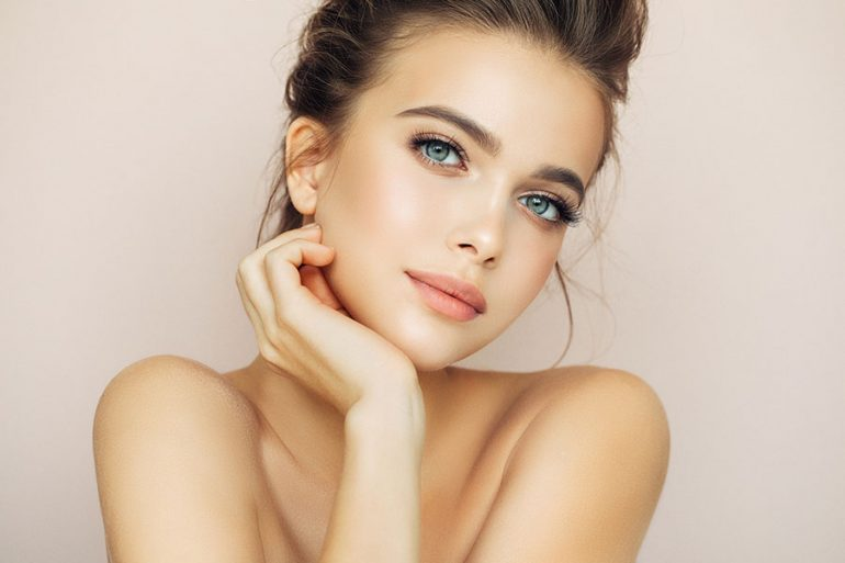 Mujer joven