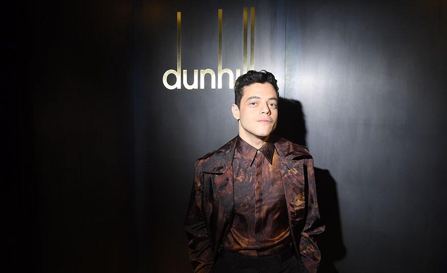 Rami Malek en Paris Fashion Week