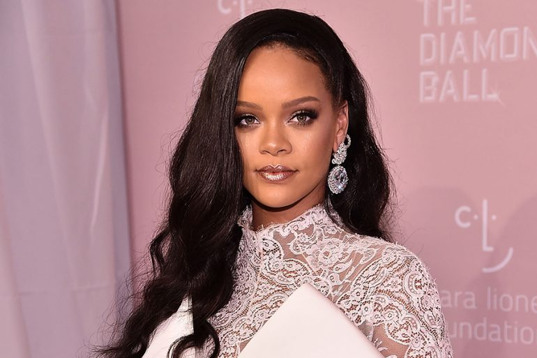Rihanna hijos