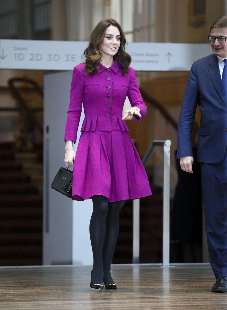 Kate en la Opera House