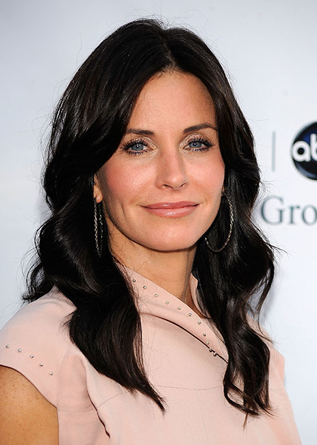 Courteney Cox en 2009