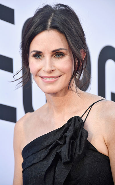 Courteney Cox en 2018