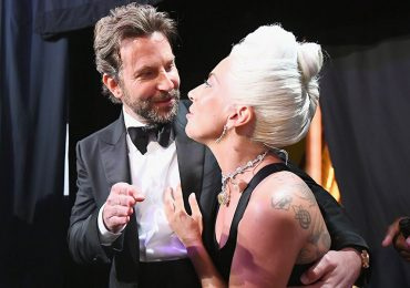 Bradley Cooper y Lady gaga