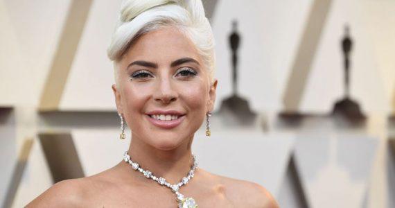 Lady Gaga en el Oscar