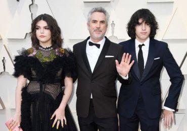 Alfonso Cuarón, Tess y Olmo