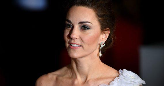 Kate Middleton en los premios BAFTA