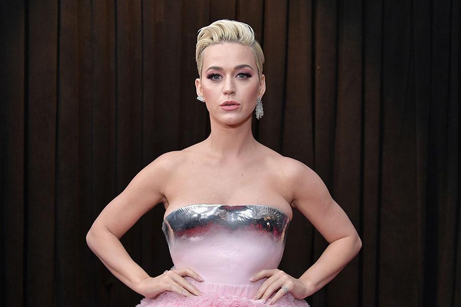 Katy Perry en el Grammy