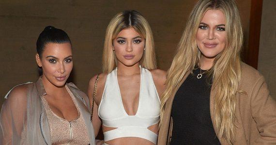 Kim Kardashian,Kylie Jenner, Khloé Kardashian