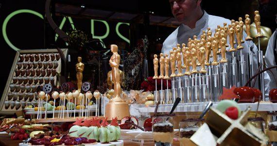 Menú del Oscar