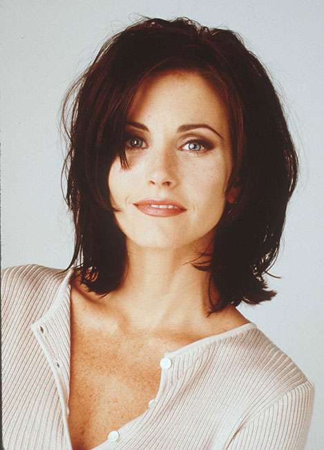 Courteney Cox en 1996