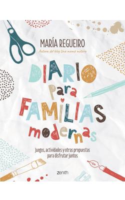 Libro Diario para familias modernas