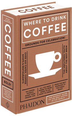 Libro Where to drink coffee