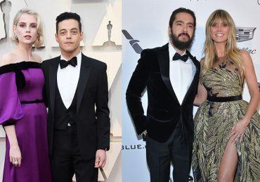 Las parejas del Oscar