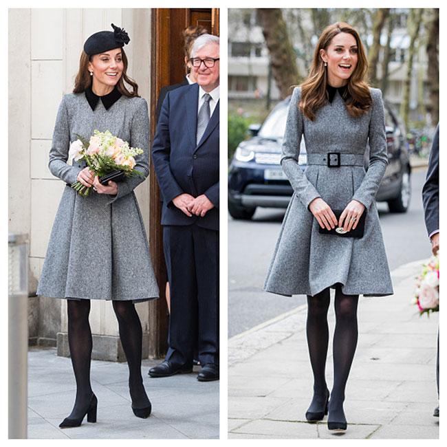 Kate Middleton en Kings College