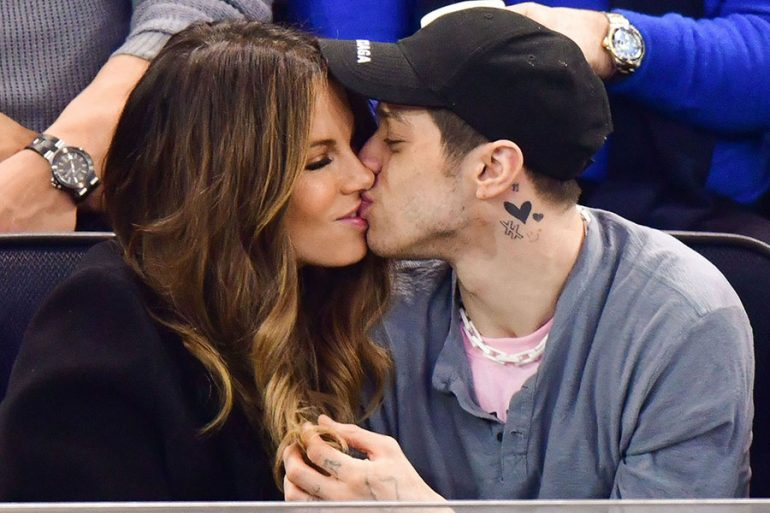 Kate Beckinsale y Pete Davidson