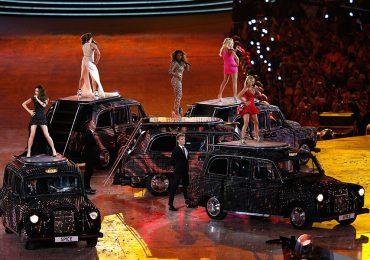 Spice Girls en las Olimpiadas de Londres