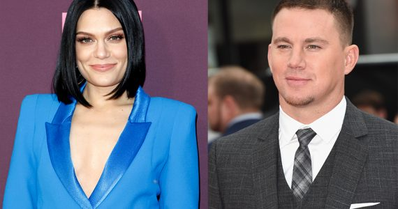 Channing Tatum y Jessie J